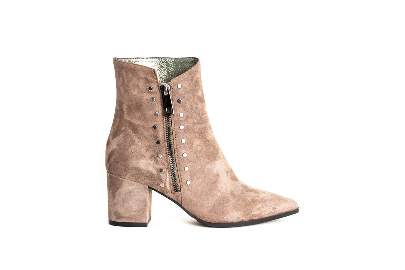 SOGGETTO D7052 SHEEP SUEDE STORM